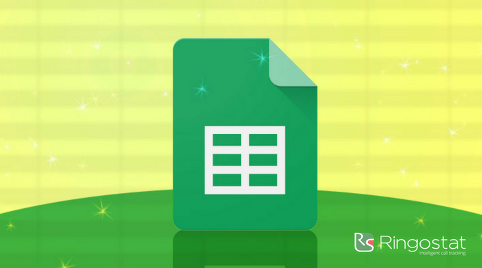Базовые советы для удобной работы в Google Spreadsheets