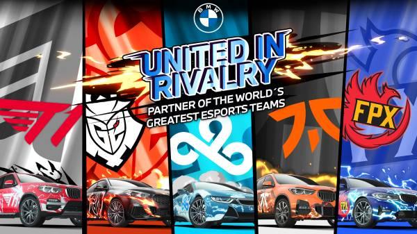 Логотипы команд по киберспорту