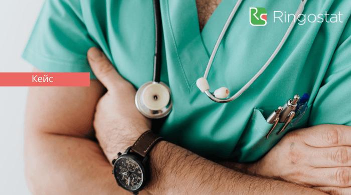 Кейс медицинского центра рост звонков