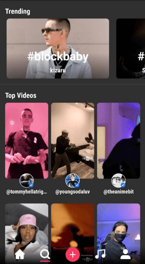 Обзор и сравнение Triller, Instagram Reels и TikTok