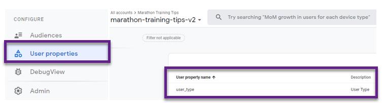 Отличия Google Analytics 4 App + Web и Universal Analytics — Специальные параметры