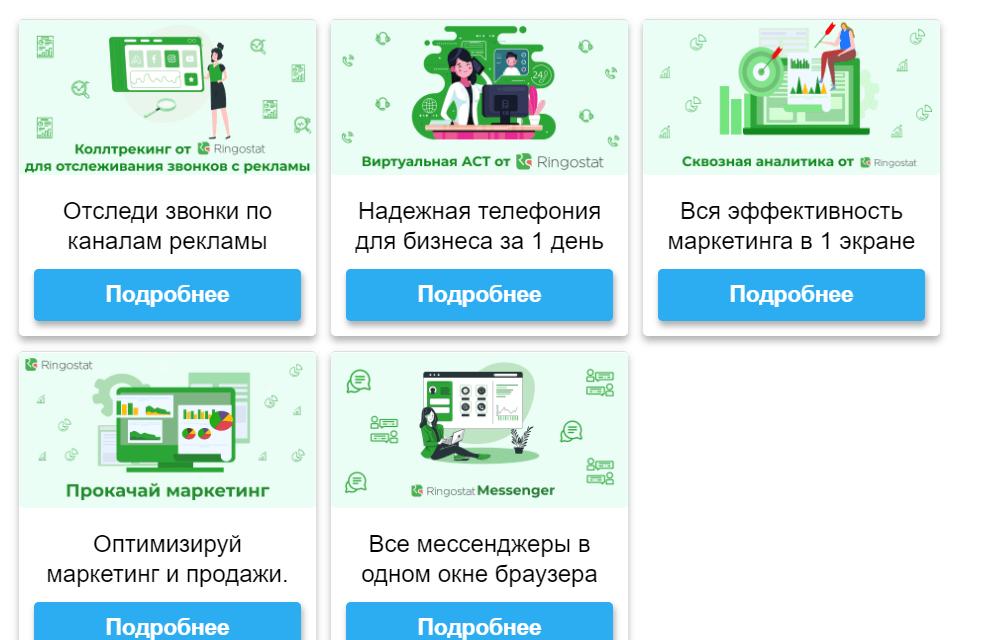 Примеры объявлений Discovery Google Ads