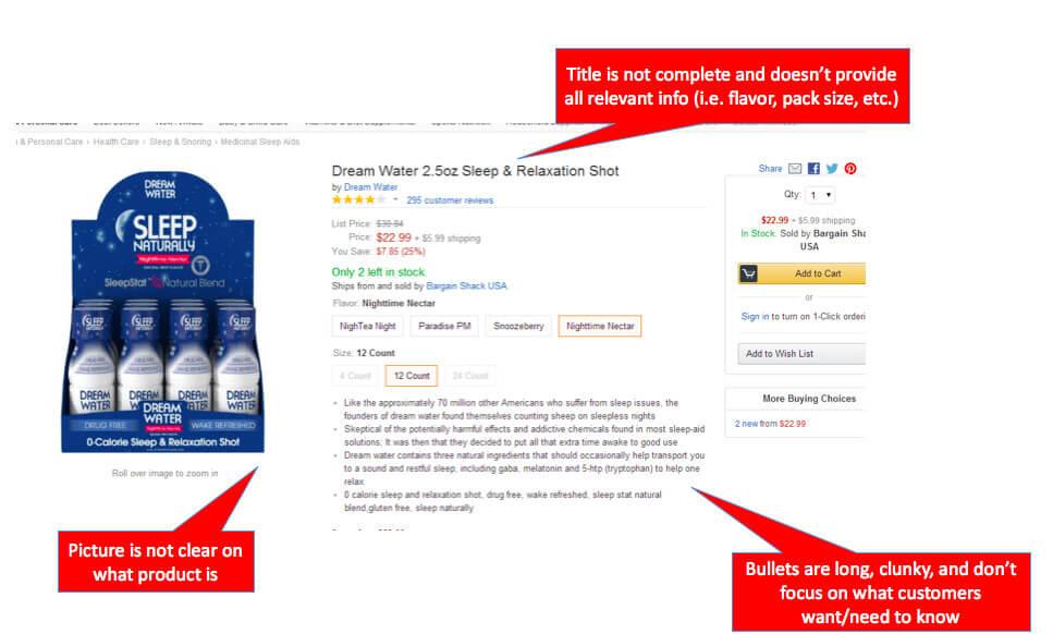 Описание товара, Реклама на Amazon, продвижение амазон ppc amazon