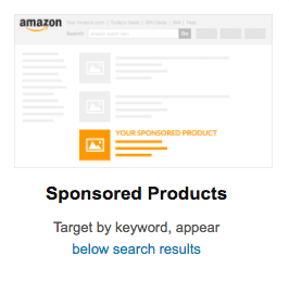 Отметка для рекламы на Амазон, amazon ppc, ppc in amazon