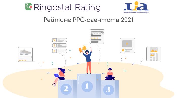 третий ежегодный рейтинг агентств контекстной рекламы Украины