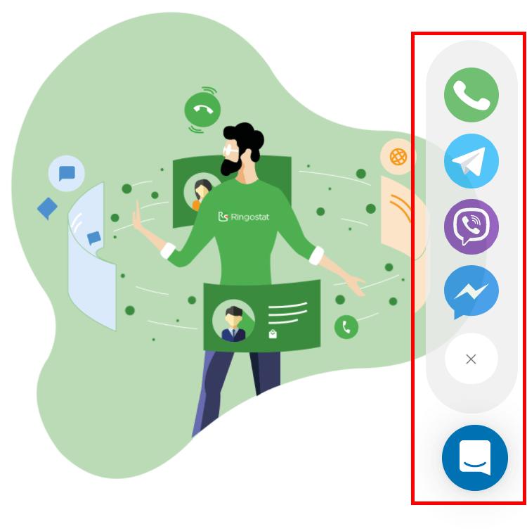 Ringostat Smart Phone