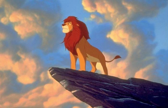 """Король лев"" - классический мономиф"