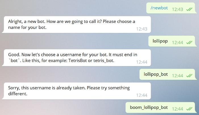 бот-отправлятор, настройка бота, google таблицы, отправка файлов в Telegram